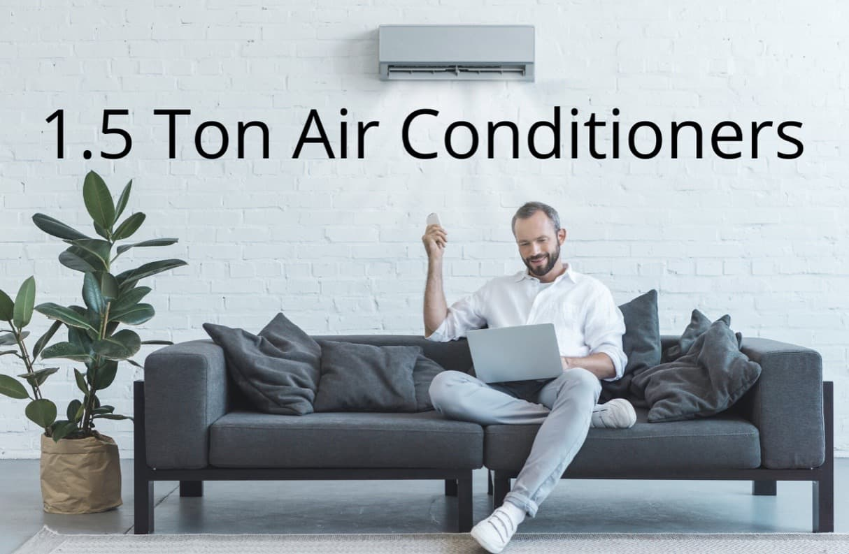 1.5 Ton Air conditioner