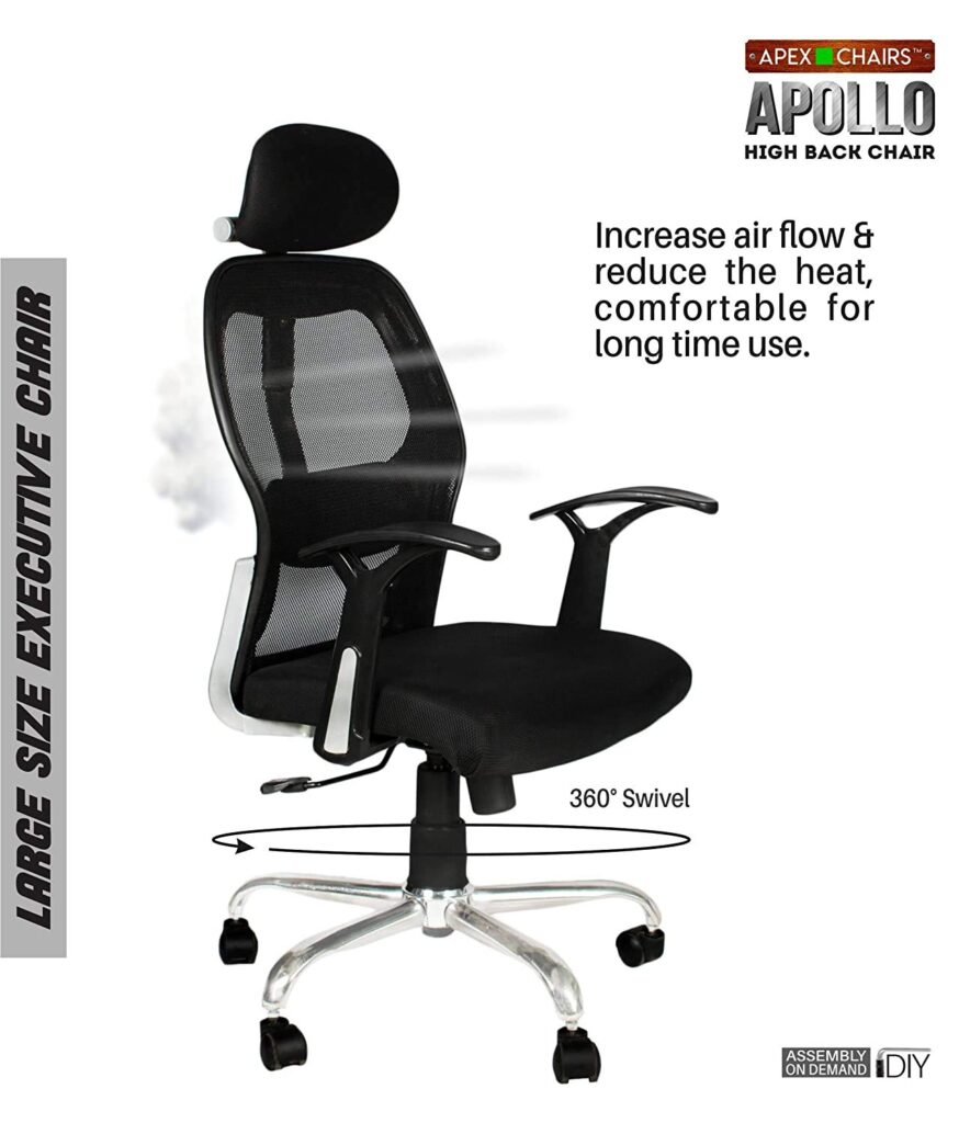 Apex best gaming chair in India