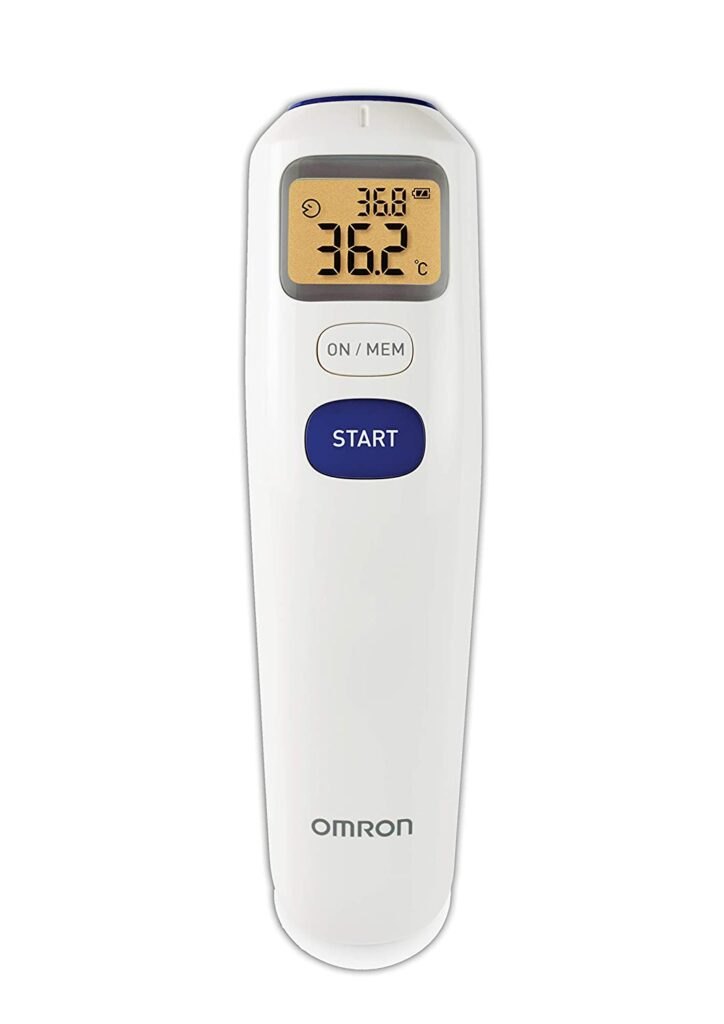 Omron best infrared thermometer in india