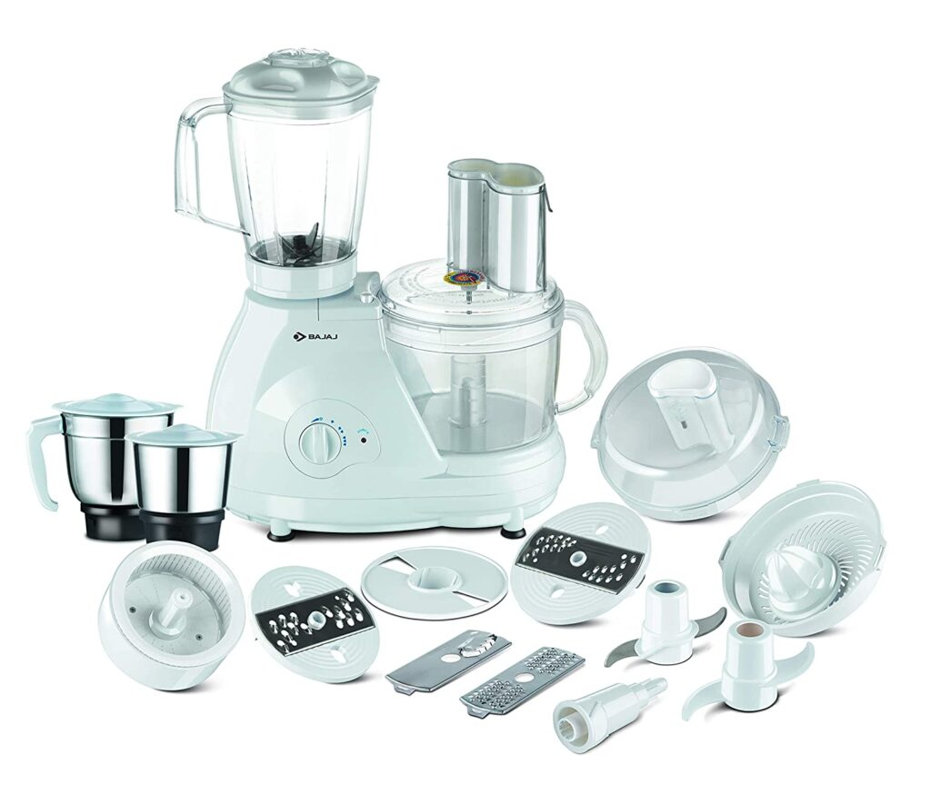 Bajaj best food processor for indian cooking