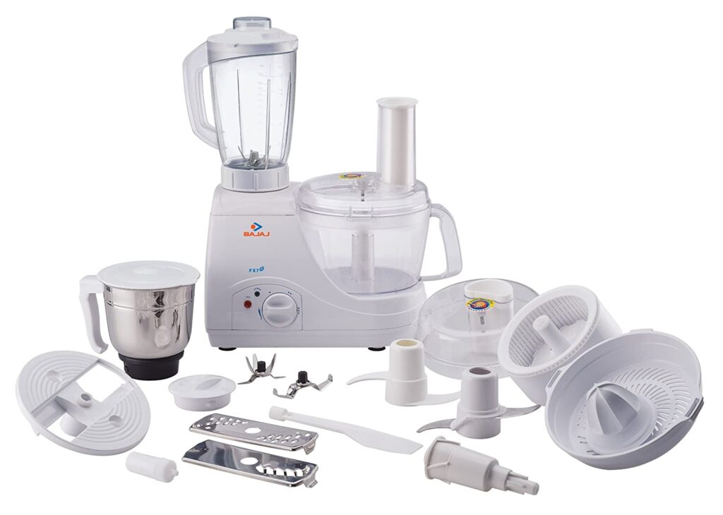 Bajaj best food processor