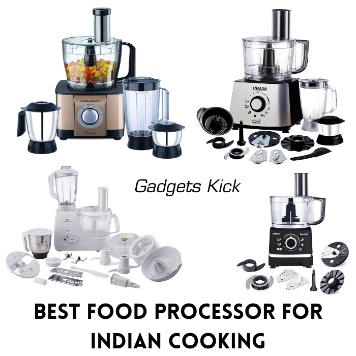 Best Food Processor for Indian Cooking