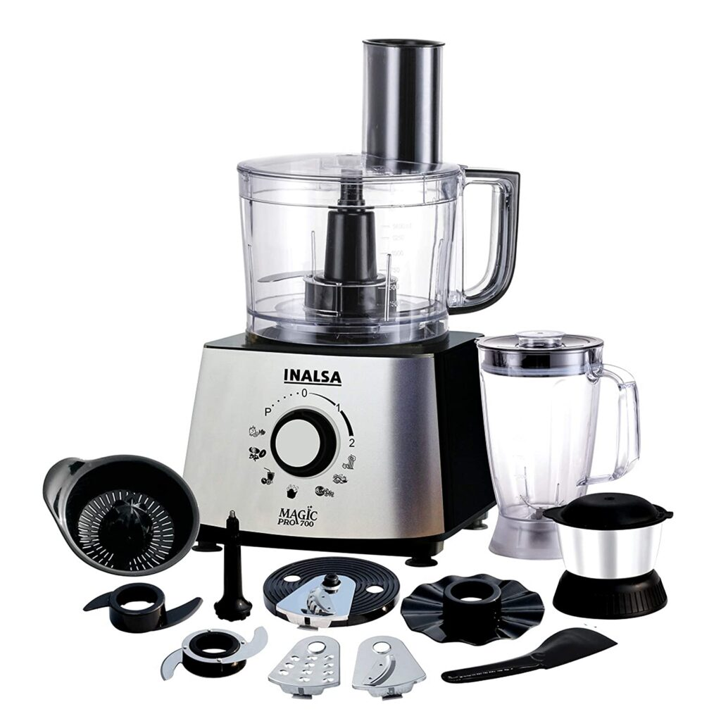 Inalsa best food processor in India
