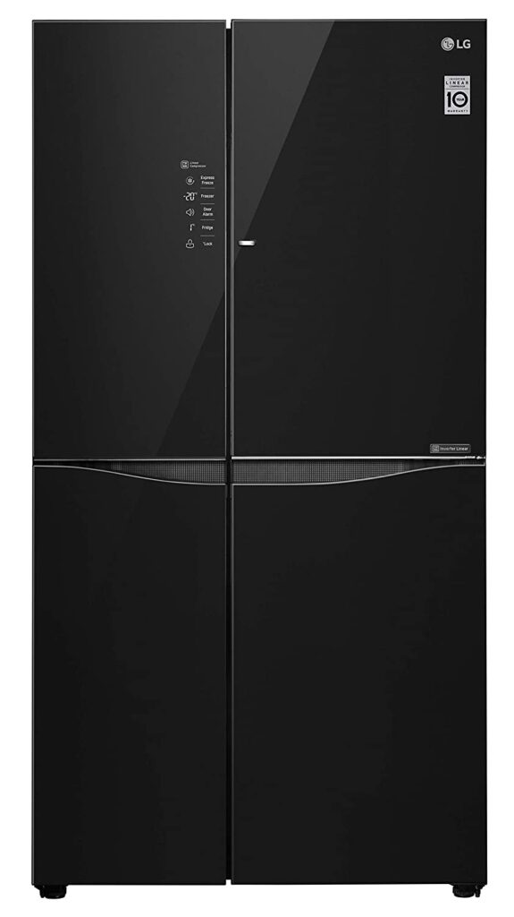 LG best refrigerator above 500 litres in india