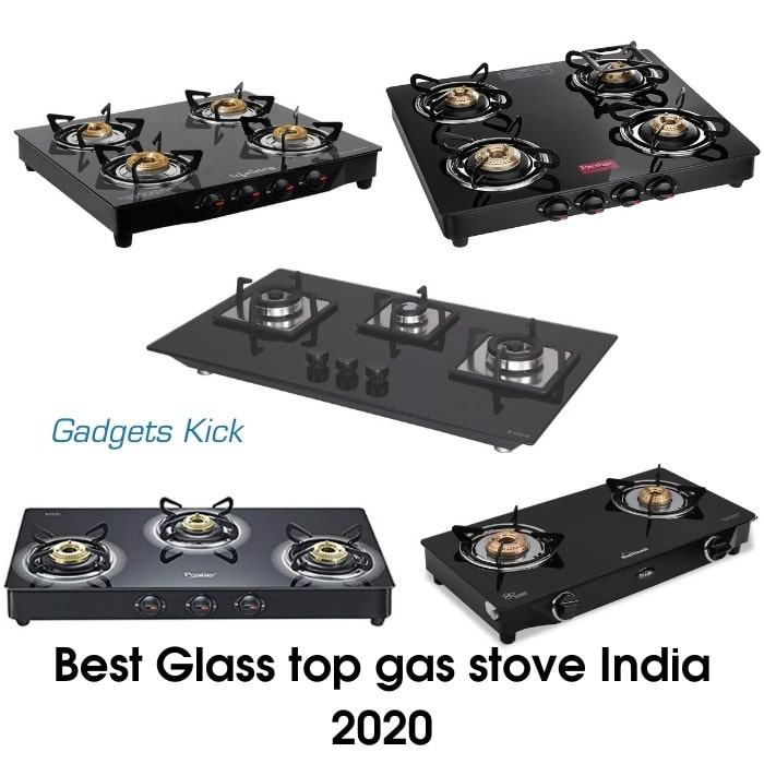 Best Glass top gas stove India 2020