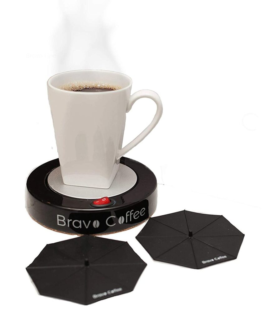 Bravo Line Coffee Mug Warmer