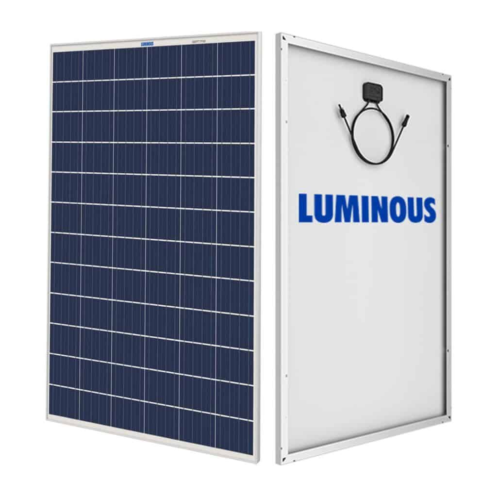 Best solar panels for home use available in India